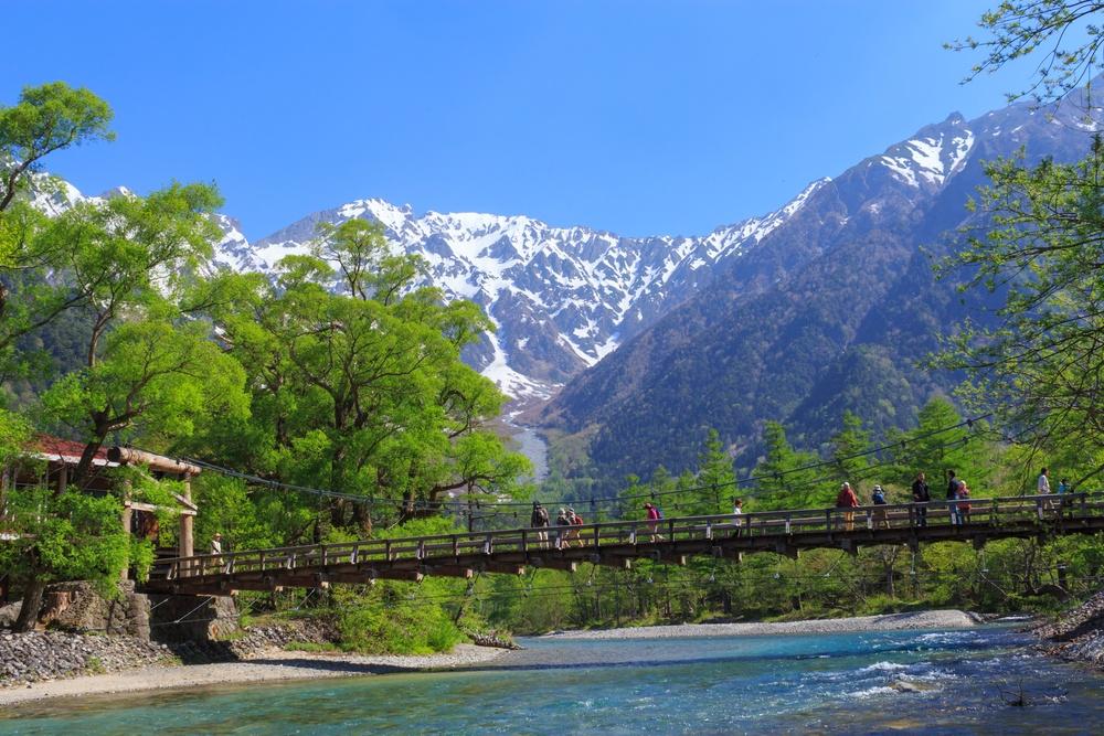 Hotaka mountains