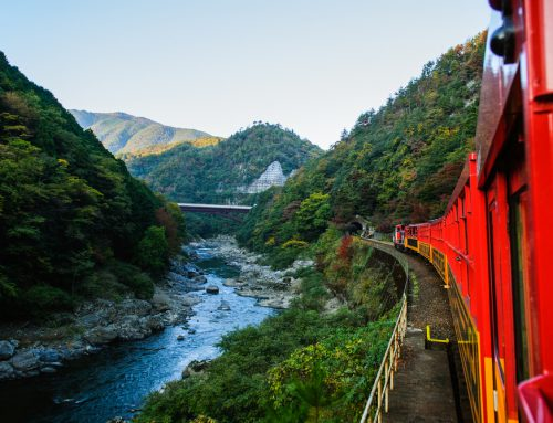 The 10 Best Scenic Train Journeys In Japan